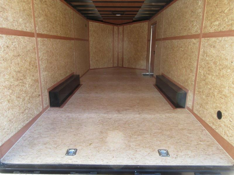 2019 8.5x20 Discovery Enclosed Cargo Trailer