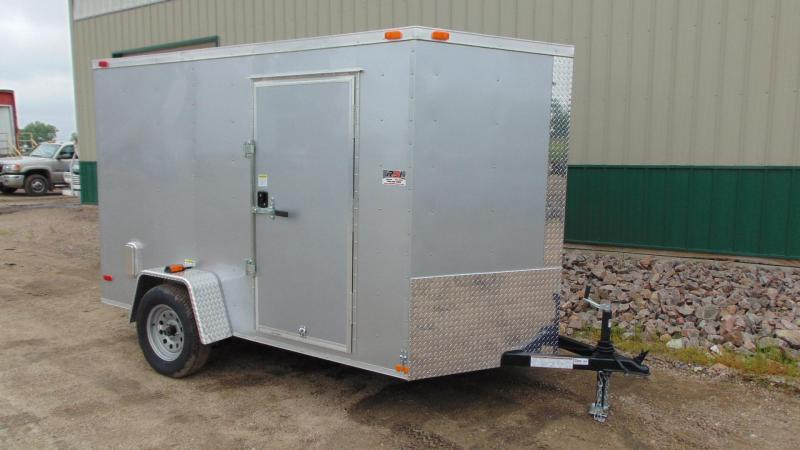 2017 6'x10' ABC Enclosed Cargo Trailer