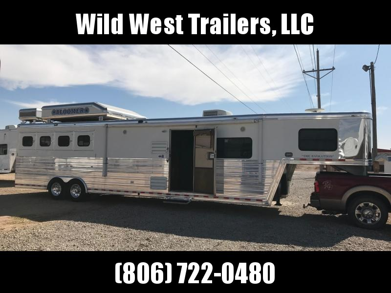 2007 Bloomer 4 Horse Trailer