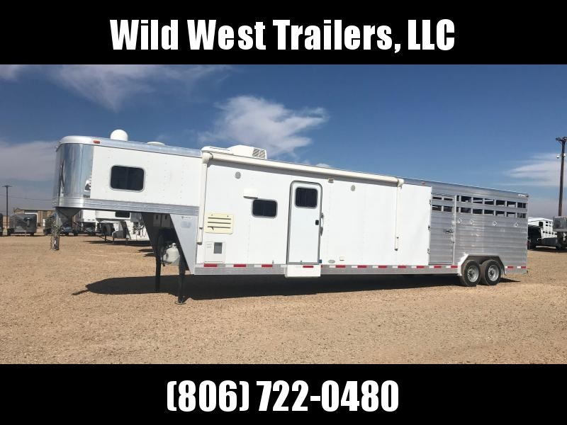 2016 Exiss Trailers Stock Combo Trailer