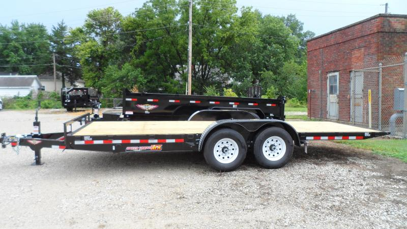 2019 H and H Trailer 82X20 MX SPEEDLOADER 14K