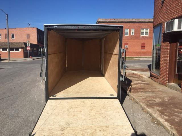 2018 H&H Trailer 7x16x78 FT SN RD TW