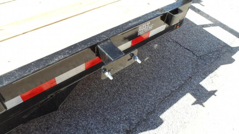 2019 H and H Trailer Gravity tilt Equipment Trailer