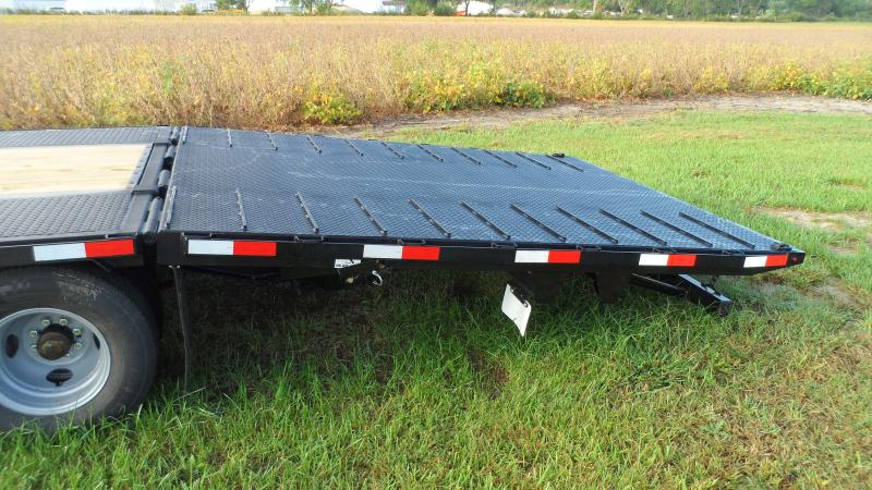2019 H and H Trailer 20+10 HYD TAIL GN 19LB 20K