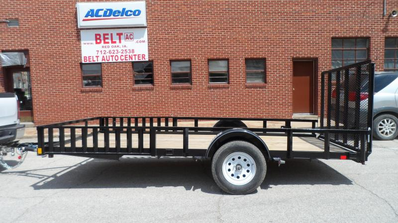 2018 H and H Trailer 82X14 SH ATV 3.5K