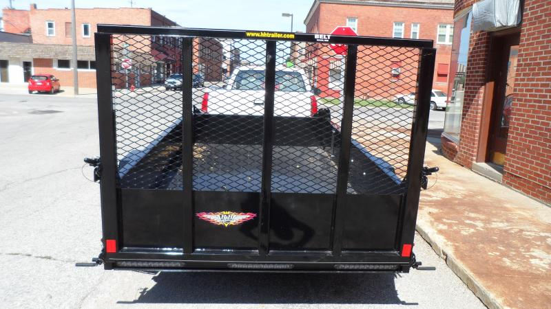 2019 H and H Trailer 66X10 UTILITY DUMP 15IN SW 5.2K BRAKE