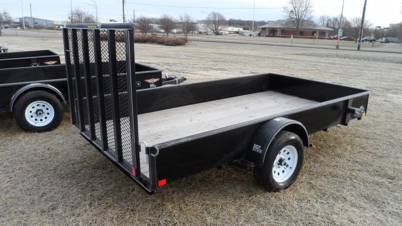 2018 H and H Utility Trailer
