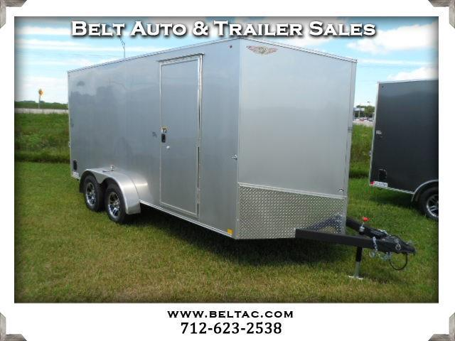 2017 H&H Trailer 7x16x78 FT SN RD TW