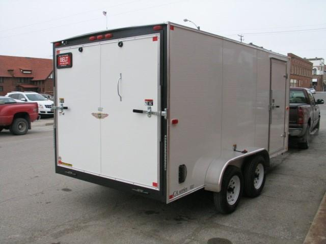 2017 H&H Trailer 7x14x72 FT VN RD TW