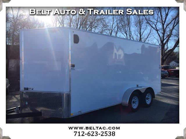 2018 H&H Trailer 7x16x78 FT VN CD