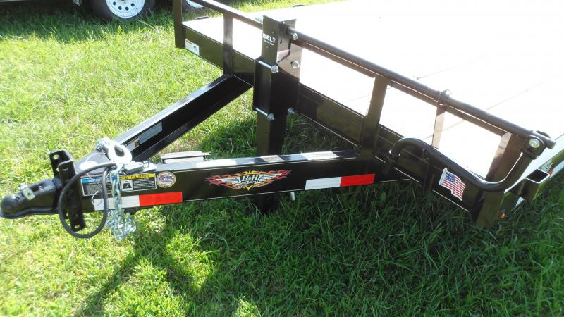 2017 H and H Trailer Car Hauler Car / Racing Trailer