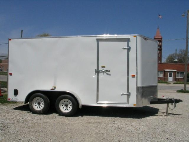 2017 H&H Trailer 7x14x78 FT VN RD TW