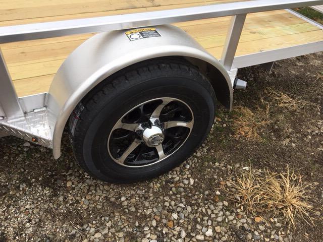 2018 H&H 76x12 RS Aluminum Utility