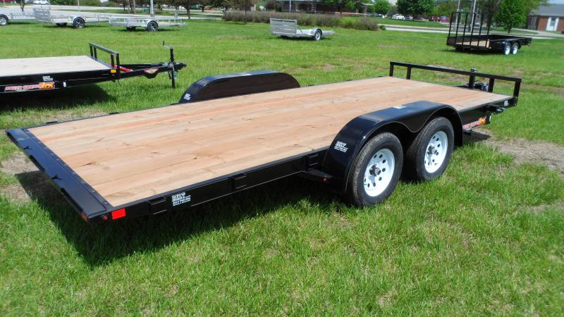 2018 H and H Trailer 82X18 MX SPEEDLOADER 7K