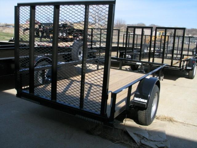 2017 Finish Line Utility 76x12 Challenger Ladder Rail