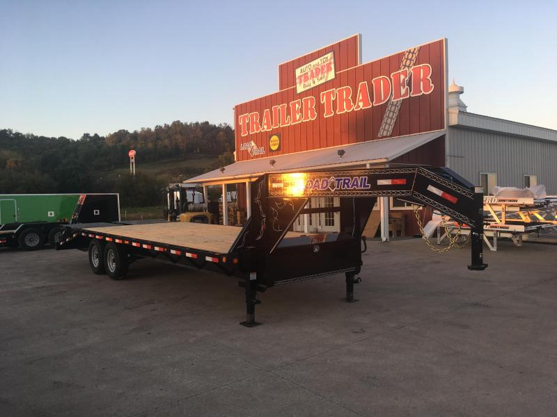2018_Load_Trail_102X25_Gooseneck_Deckover_Equipment_Trailer_gPqQIS?size=150x195 load trail trailers load trail trailers largest dealer auto and  at n-0.co