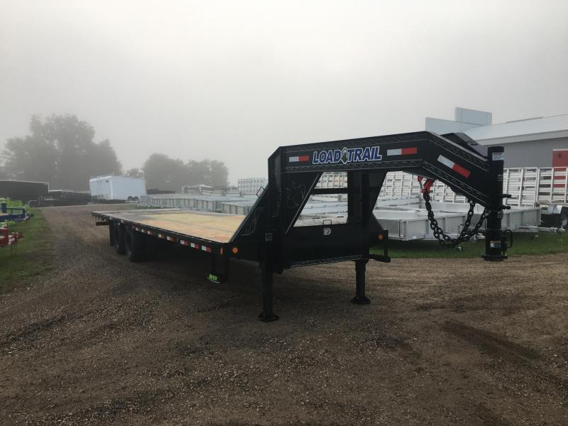 2019 Load Trail 102X40 Gooseneck Hydro Dove Equipment Trailer