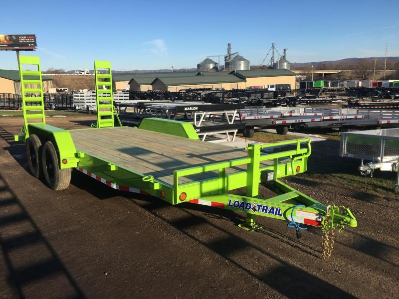2019 Load Trail 83X18 Car Hauler