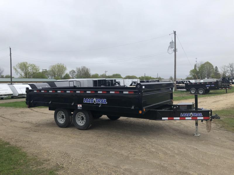2019 Load Trail 96X16 Deckover Dump Trailer