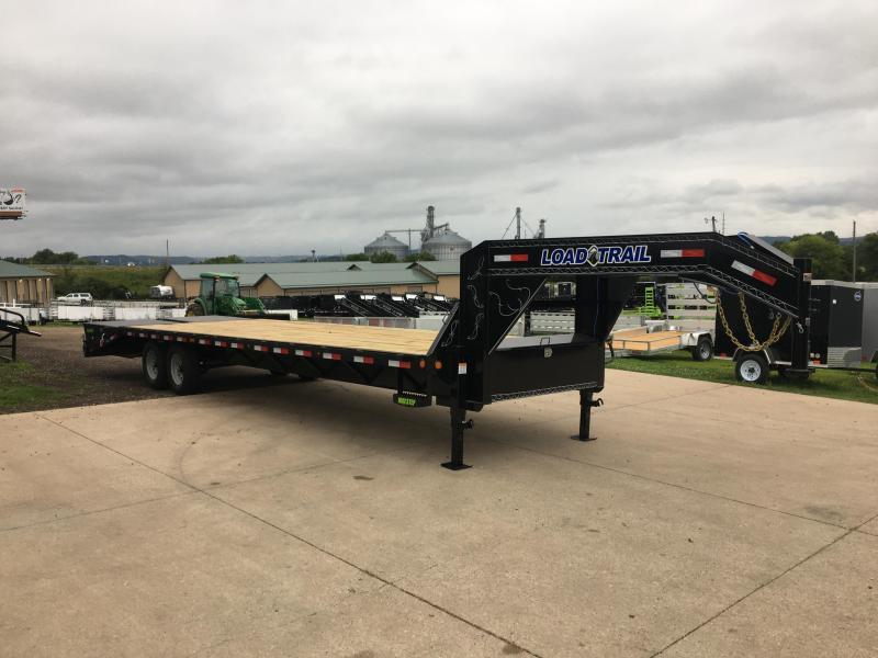 2019 Load Trail 102X30 Gooseneck Deckover Equipment Trailer