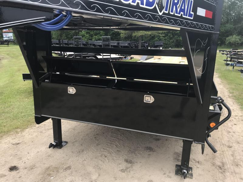 2019 Load Trail 40 Goose  Equipment Trailer
