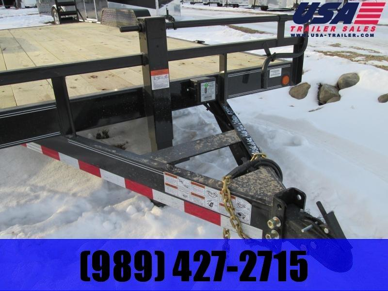 2019 Load Trail ch 18 Equipment Trailer