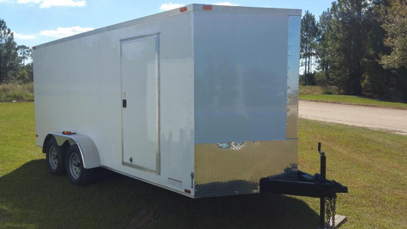 2018 Diamond Cargo 7x16 ta-3500