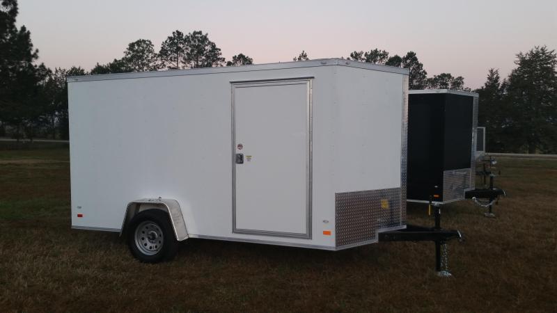 2017 Covered Wagon cw7x12sa