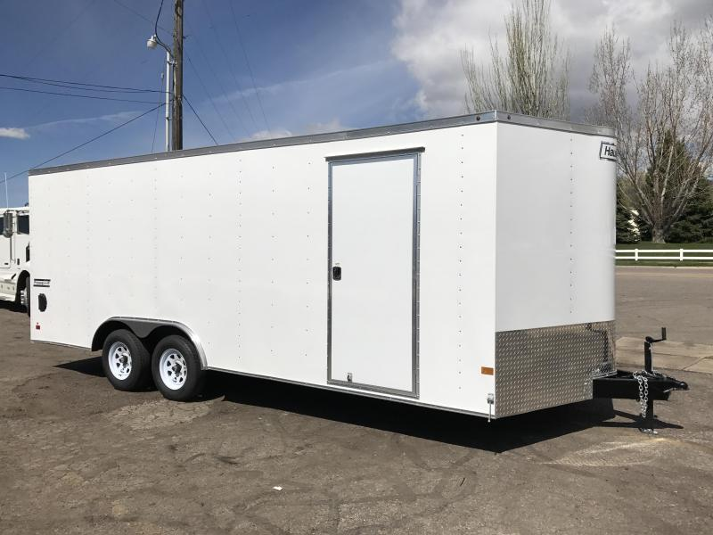 2018 Haulmark 20' Enclosed Car Hauler