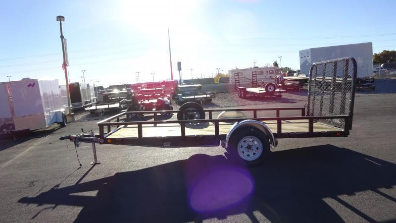 2017 PJ Trailers 77X14 ATV Trailer