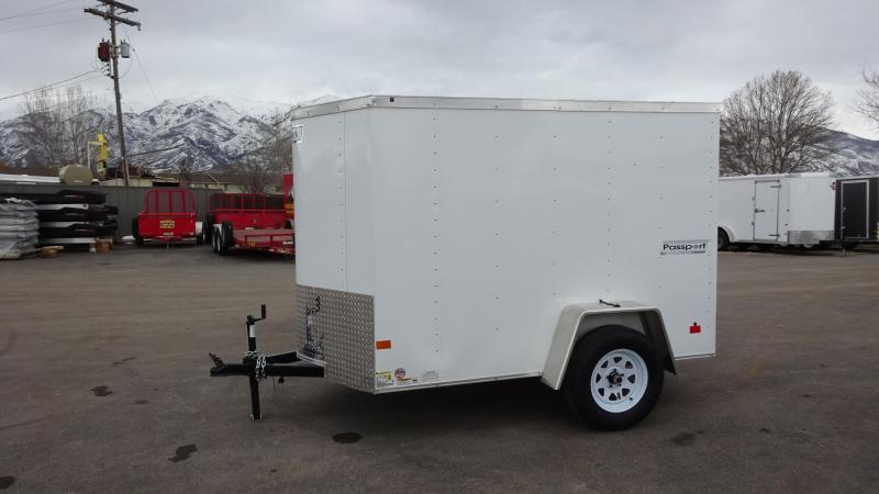 2017 Haulmark 5X8 Passport Enclosed Cargo Trailer