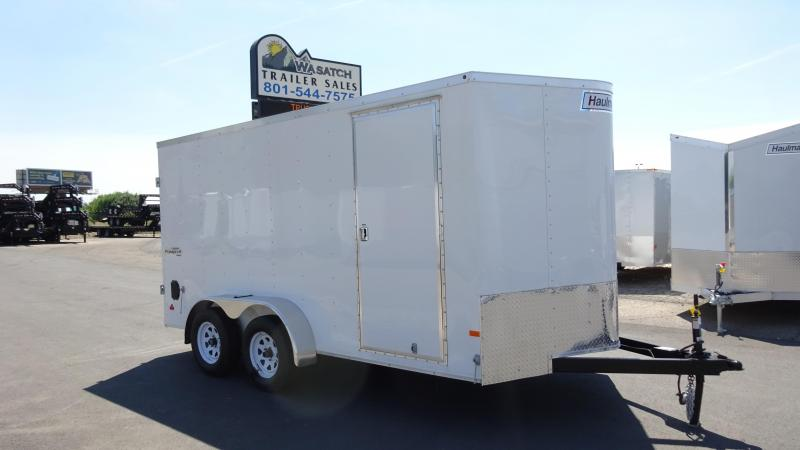 2018 Haulmark 7X14 Passport Enclosed Cargo Trailer