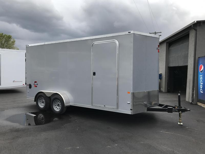 2017 Charmac Trailers 7X16 Stealth Enclosed Cargo Trailer ...