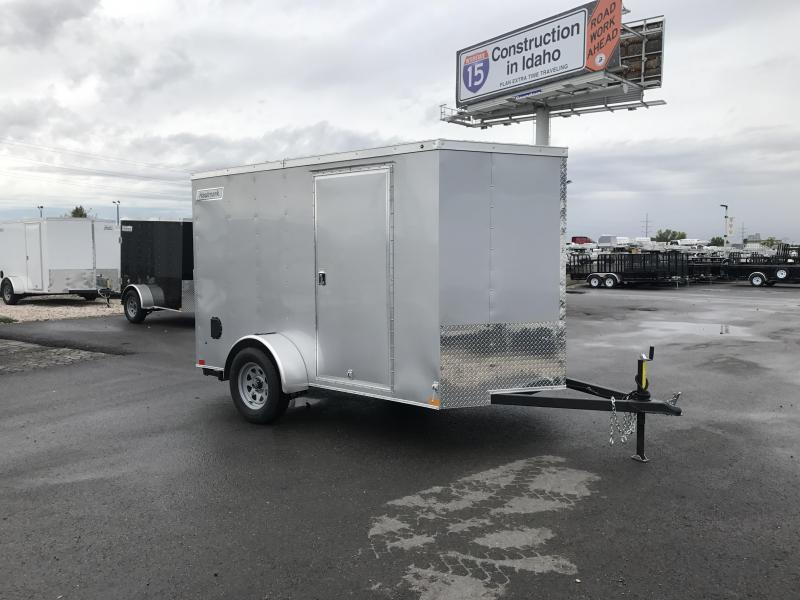 2018 Haulmark 6X10 VG3000 Series Enclosed Cargo Trailer
