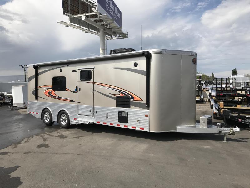 sundowner trailers 26 toy hauler
