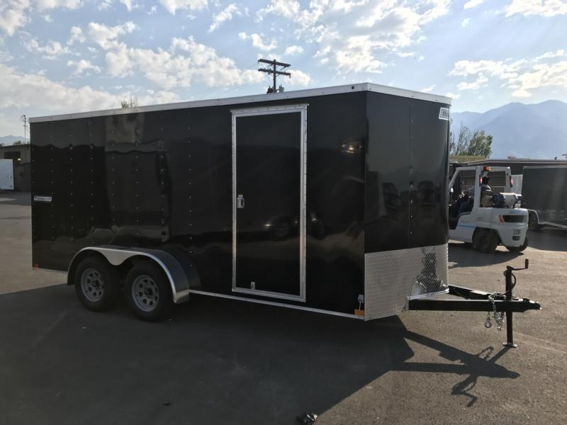 2018 Haulmark 7X16 Passport Enclosed Cargo Trailer