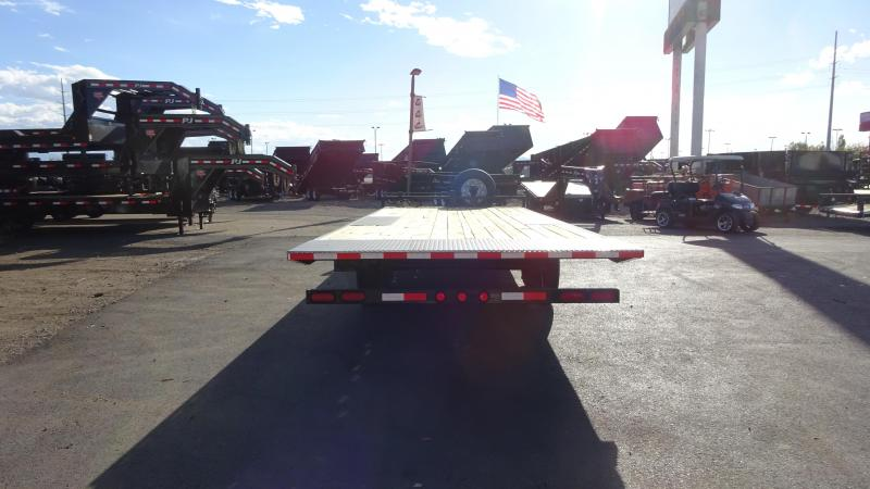 2018 PJ Trailers 22 Deck Over Tilt Equipment Trailer