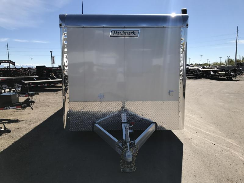 2017 Haulmark 24 Aluminum Racing Trailer