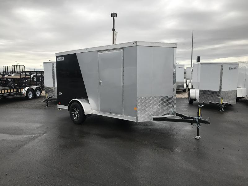 2018 Haulmark 6X12 VG7000 Enclosed Cargo Trailer