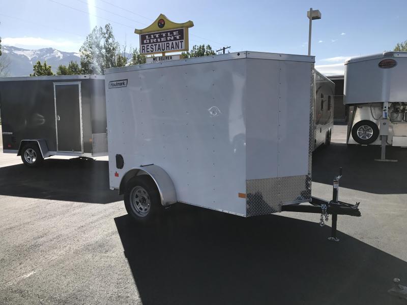2018 Haulmark 5x8 VG3000 Series Enclosed Cargo Trailer