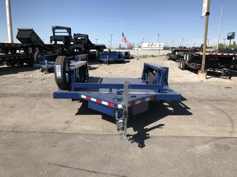 2018 Air Tow T12-7 Equipment Trailer | Wasatch Trailer ...