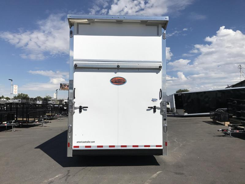 2018 Sundowner Trailers 20' Aluminum Stacker