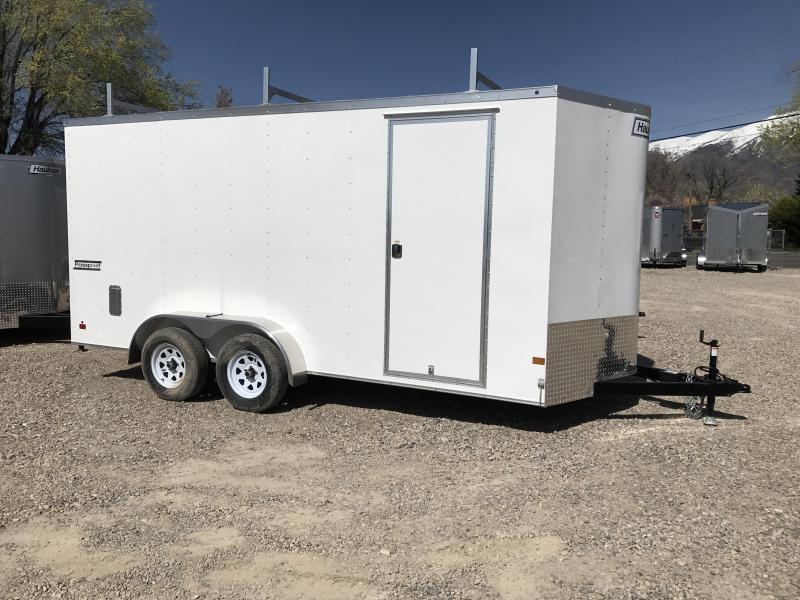 2017 Haulmark 7X14 Enclosed Cargo Trailer