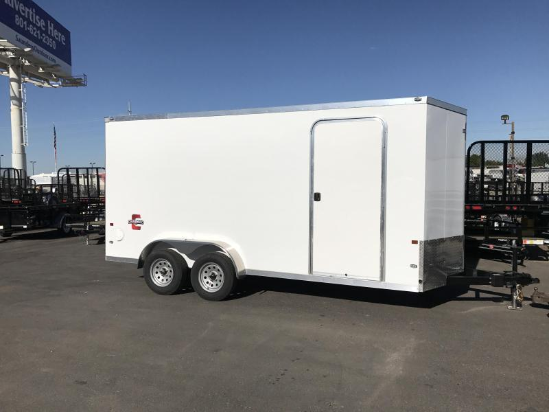 2017 Charmac Trailers 7X16 Stealth Enclosed Cargo Trailer