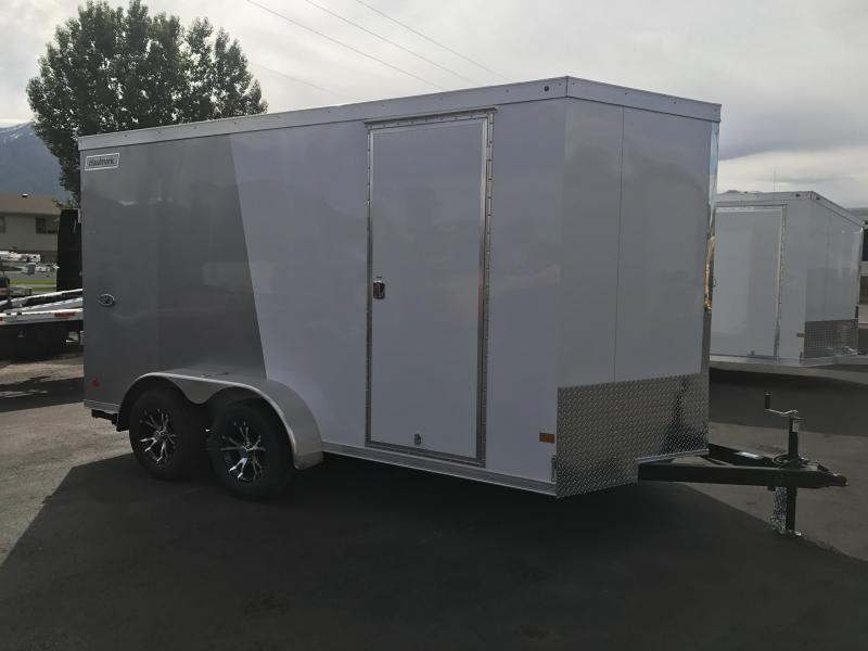 2018 Haulmark 7X14 VG7000 Enclosed Cargo Trailer