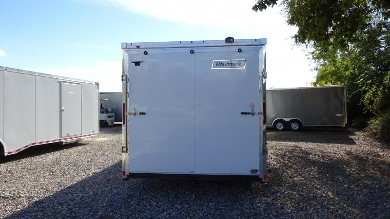 2017 Haulmark 28 Transport Enclosed Car Hauler | Wasatch ...