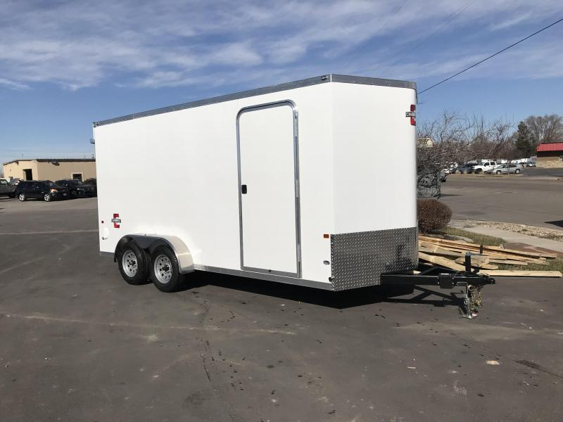 2018 Charmac Trailers 7X16 Stealth Enclosed Cargo Trailer