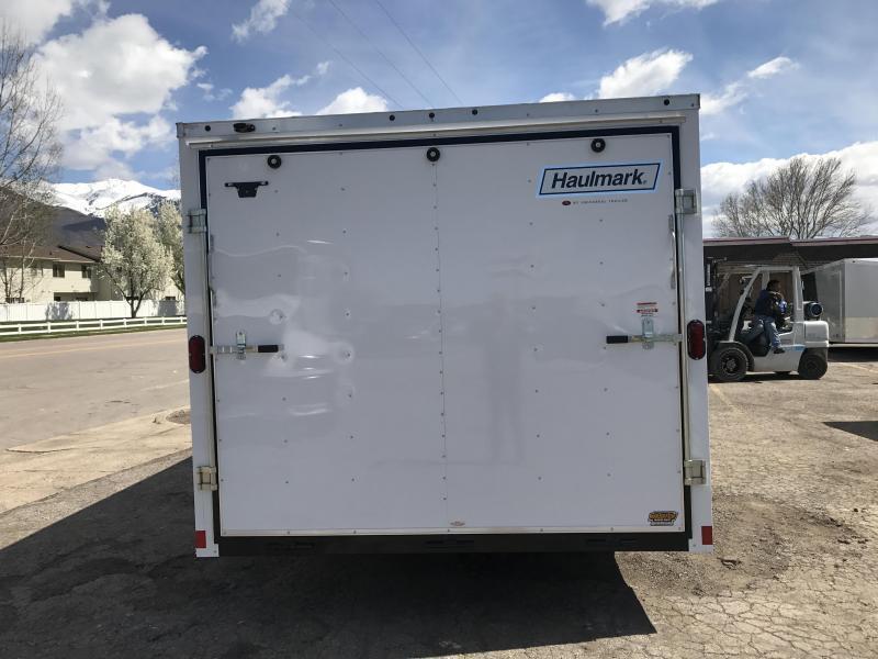 2018 Haulmark 20 Enclosed Car Hauler Wasatch Trailer Sales