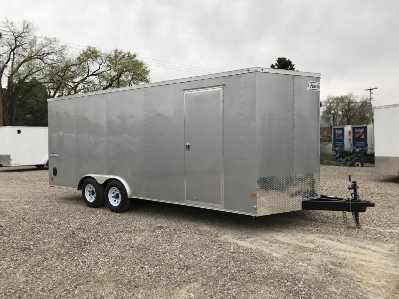 2017 Haulmark 20 Passport Enclosed Cargo Trailer