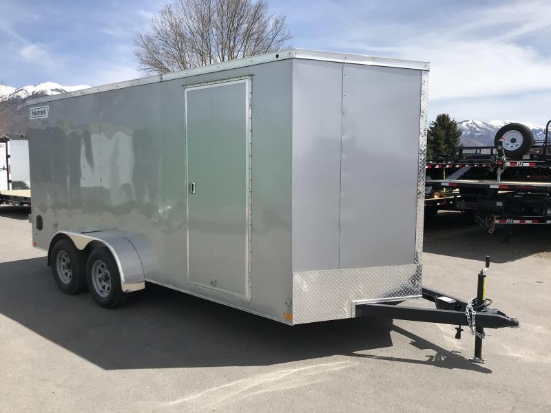 2018 Haulmark 7X16 VG3000 Enclosed Cargo Trailer